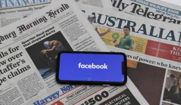 Facebook Avustralya konusunda geri adım attı
