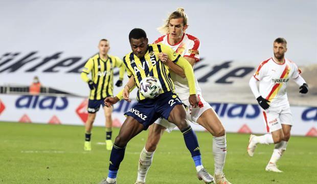 Fenerbahçe'nin Sarı-Kırmızı kabusu