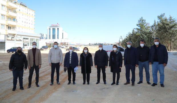 Gaziantep Hastaneler bölgesinin trafiği yeni ulaşım projesiyle rahatlayacak!