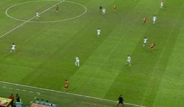 Galatasaray'ın 2. golü tartışma yarattı!