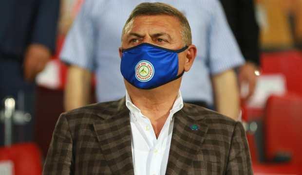 Hasan Kartal: Bir daha olursa istifa edeceğim!