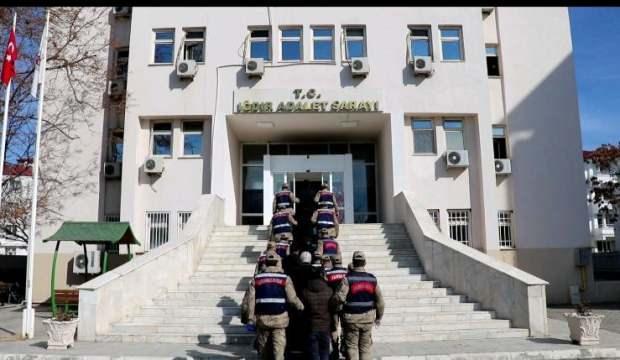 Iğdır'da terör operasyonunda 8 tutuklama
