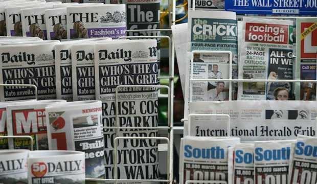 İngiliz medyasında terör reklamı
