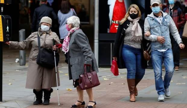 İngiltere'de son 144 günün en düşük vaka sayısı