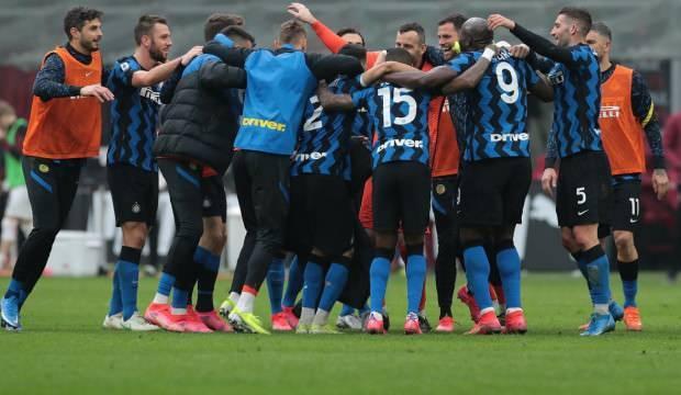 Inter'de 5 kişinin Kovid-19 testi pozitif çıktı