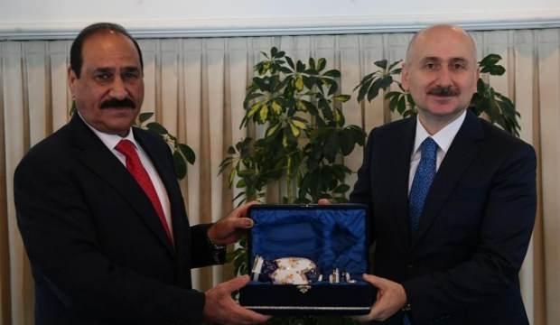 İki bakan görüştü! Türkiye ve Irak arasında yeni dönem