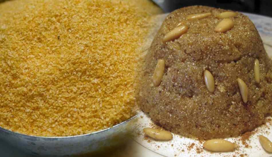 İrmikle yapılan tatlı tarifleri neler? En kolay İrmik 5 tatlı tarifi