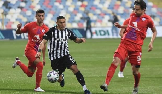 İzmir derbisinde kazanan Altınordu