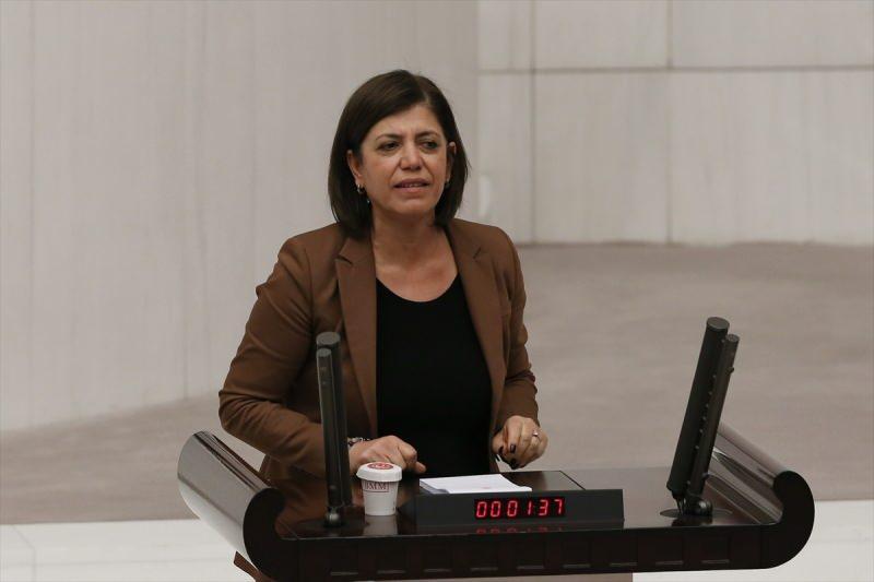 HDP Grup Başkanvekili Meral Danış Beştaş