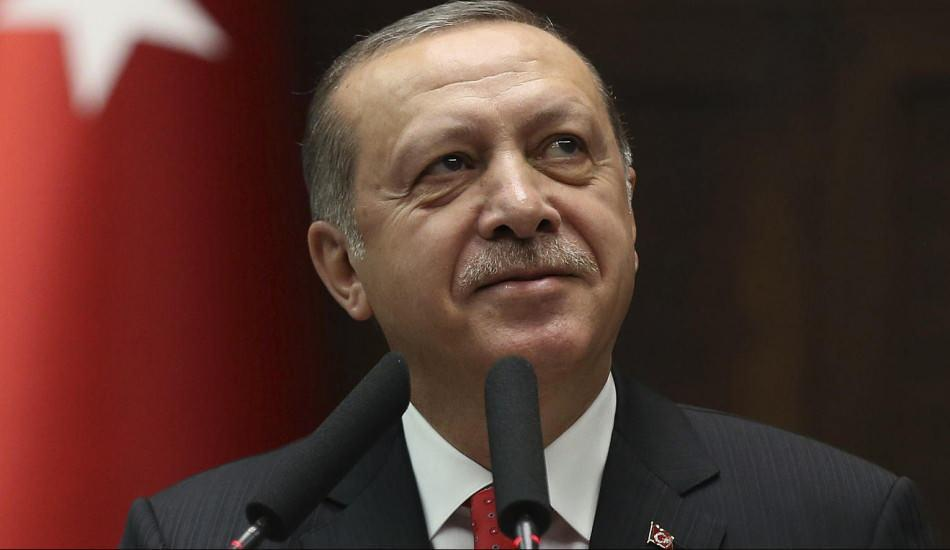 Konyalı ilkokul öğrencilerinden Cumhurbaşkanı Erdoğan'a 'doğum günü' sürprizi