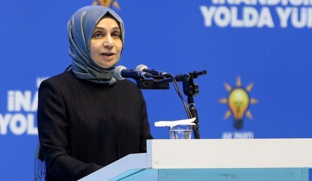 Leyla Şahin: Başörtüsü mücadelemize en çok FETÖ zarar verdi