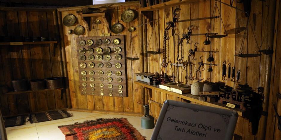 Osmanlı'nın günlük yaşam objeleri, Şehir Müzesi'nin gözdesi
