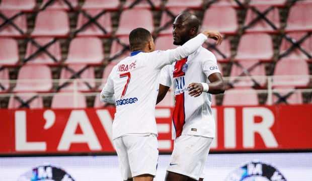 PSG, Dijon'u farklı yendi