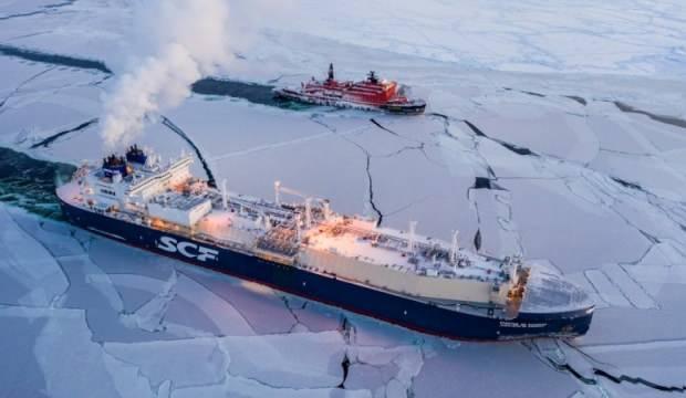 Rus gemisinden tarihte bir ilk!