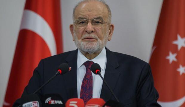 """Saadet Partisi Genel Başkanı Karamollaoğlu'ndan """"28 Şubat"""" açıklaması"""