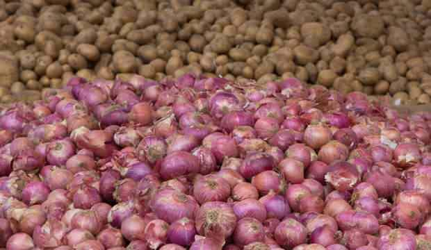 Salgın döneminde patates ve kuru soğanın üretimi arttı, ihracatı azaldı