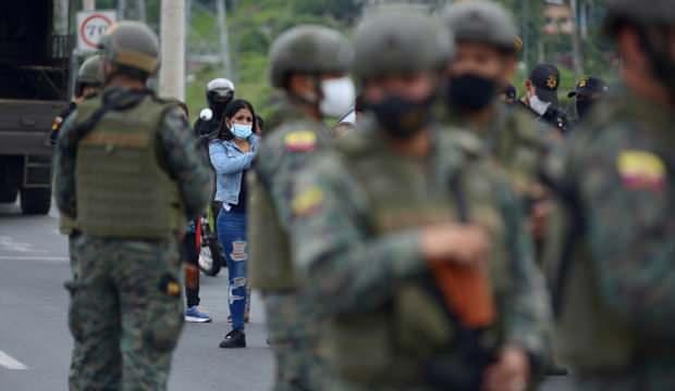 Son dakika: Ekvador'da cezaevi isyanı: 50 mahkum öldü!