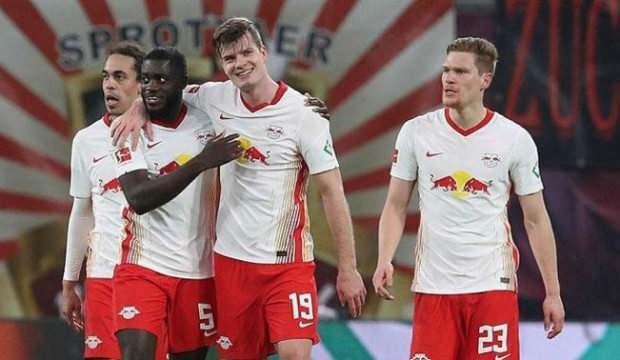 Sörloth, Leipzig'i 90+3. dakikada galibiyete taşıdı