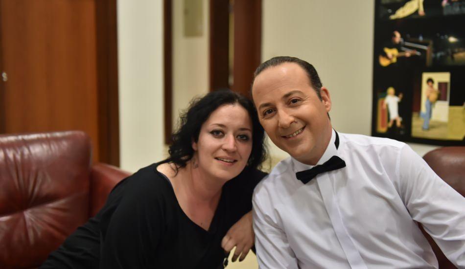 Tolga Çevik'in eşi Özge Yılmaz'ı isteme anısı güldürdü!