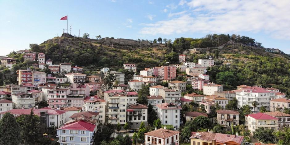 Turizm projeleriyle Giresun'un cazibesi artırılıyor