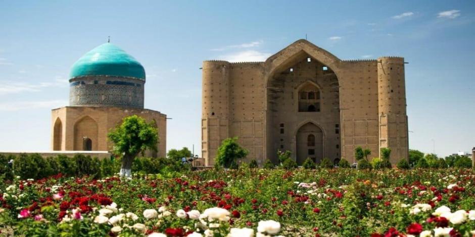 """Türkistan """"Dünya Mirası Kentleri"""" listesinde!"""
