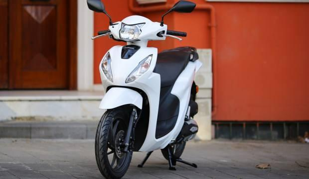 Yeni Honda Dio Türkiye yollarına çıkıyor