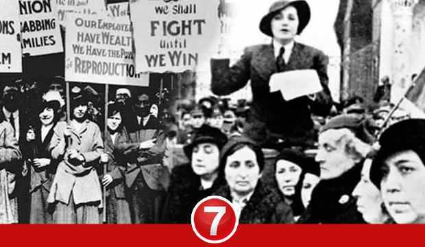 8 Mart 1857 kadın katliamı nedir? 8 Mart Kadınlar Günü nasıl ortaya çıktı?
