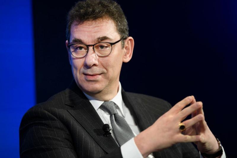 Pfizer'ın CEO'su Albert Bourla,
