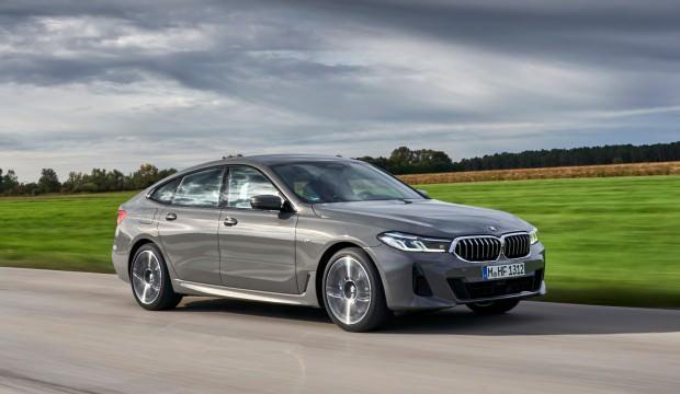 2021 BMW 6 Serisi Gran Turismo Türkiye'de! İşte fiyatı ve özellikleri