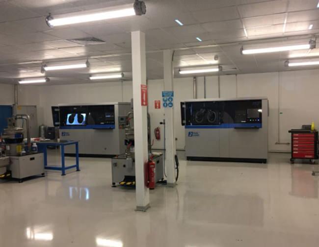 TARLA (Turkish Additive Research Laboratory) ve M2 model 3B yazıcılar...