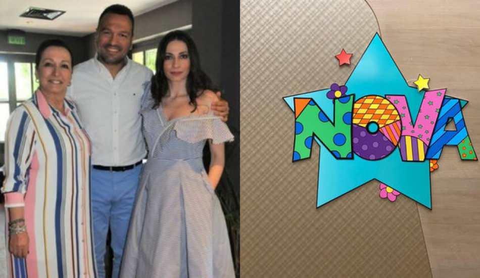 Ali Sunal'ın kız kardeşi oyuncu Ezo Sunal anne oldu!