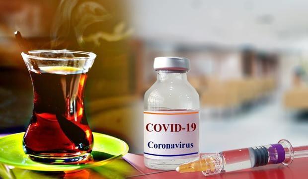 Amerikalı doktordan dikkat çeken koronavirüs açıklaması: Siyah çay tüketirseniz...