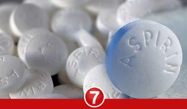Aspirinin faydaları nelerdir? Hangi hastalıklara karşı aspirin kullanılır?