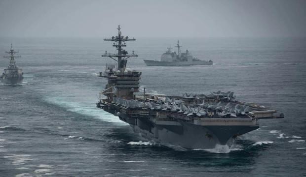 Çin donanması ABD'yi tahtından etti!