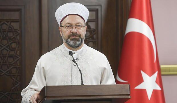 Diyanet İşleri Başkanı Ali Erbaş koronavirüse yakalandı