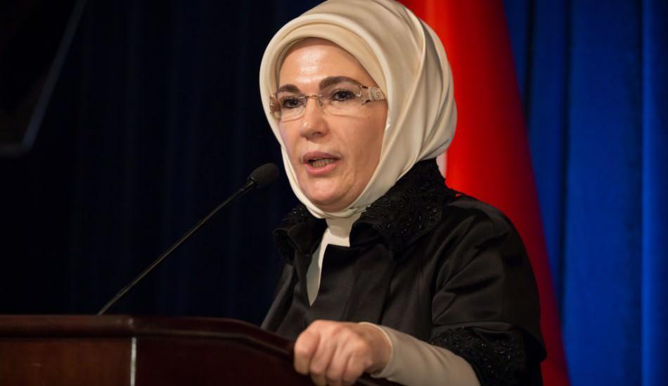 Emine Erdoğan: Bu topraklarda artan kadın gücü...