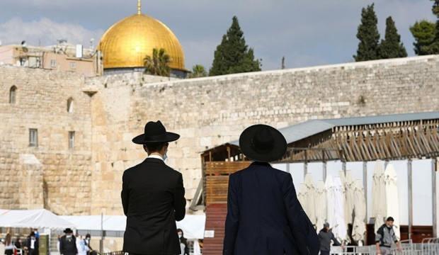 AA, İsrailli Yahudilere sordu: Mescid-i Aksa'yı yıkmak istiyor musunuz?