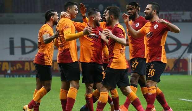 Galatasaray'ın kamp kadrosu belli oldu!