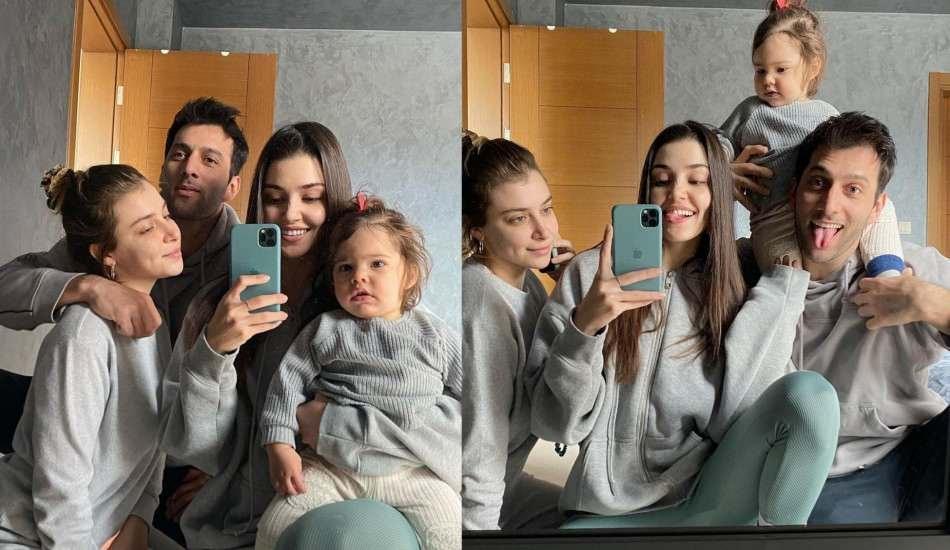 Hande Erçel sosyal medyada rekora koşuyor!