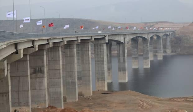 Hasankeyf-2 Köprüsü yarın hizmete açılacak