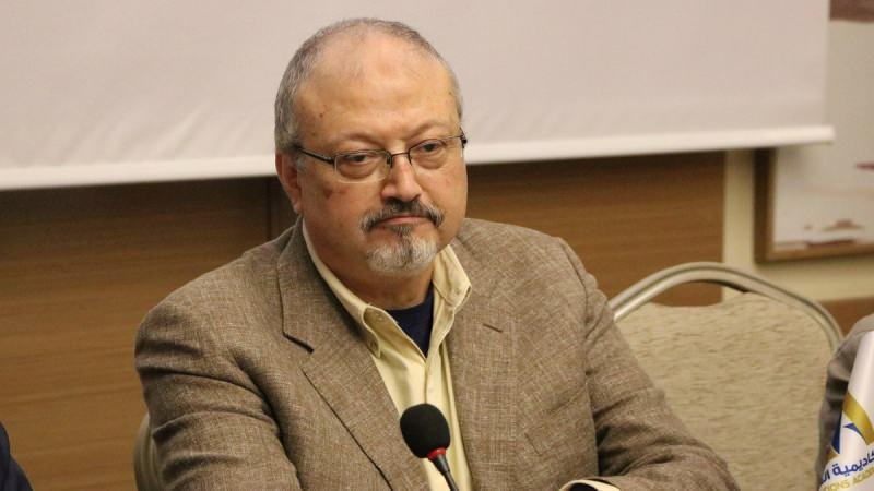 Suudi gazeteci Cemal Kaşıkçı.