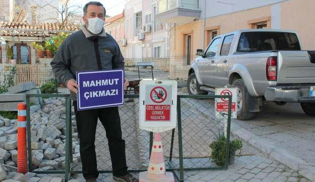 İzmir'deki bu sokağın deprem sigortası var!