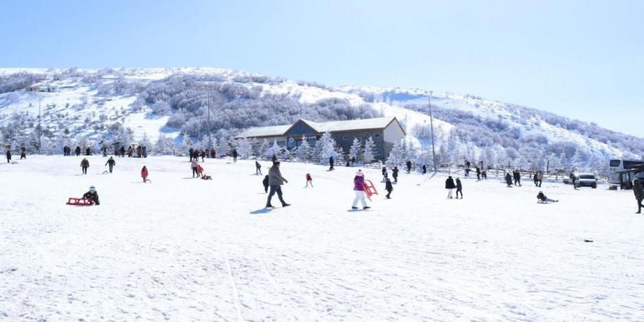Kayak Merkezi'nde cumartesi günlerine 'rezervasyon hariç' kısıtlama