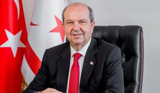 KKTC Cumhurbaşkanı Tatar: Kıbrıs'ın bir sorun değil, çözümlenmiş bir mesele olmasını istiyoruz
