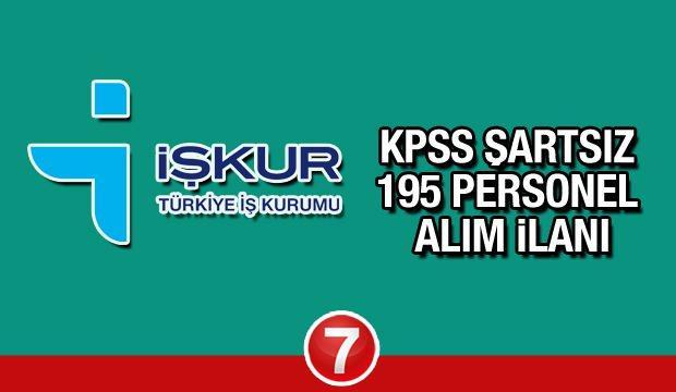 12 belediye KPSS şartsız 195 personel alım yapacak? İlan için başvurular sürüyor!