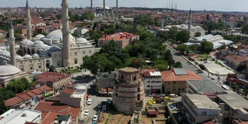 Makedon Kulesi müze ve ören yeri olacak