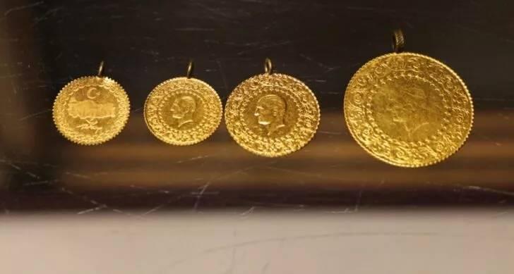 Son dakika haberi: Altın fiyatları TL'de yükselişin etkisiyle geriledi