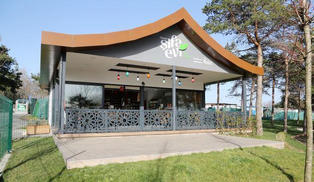 'Nadir Kafe' Esenler 15 Temmuz Millet Bahçesi'nde açıldı!