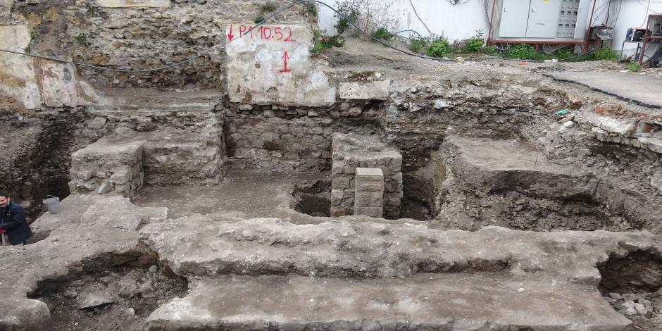 Otopark kazısında bulundu! Roma ve Bizans dönemlerine ışık tutuyor