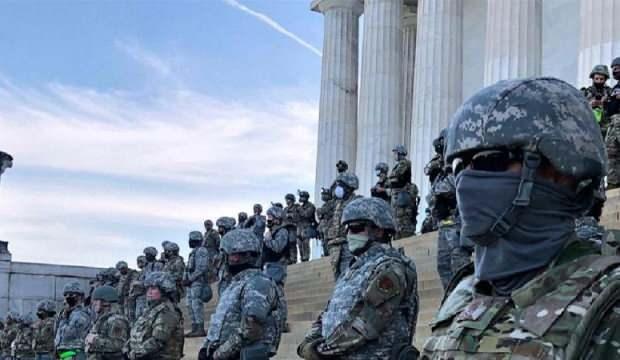 Pentagon'dan kongre baskınına muhafız gönderme ertelemesi